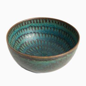 Ceramic Bowl by Stig Lindberg for Gustavsberg, 1960s