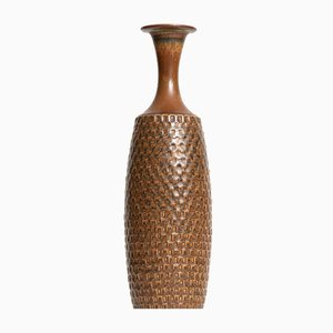 Ceramic Vase by Stig Lindberg for Gustavsberg, 1960s