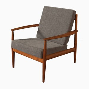 Armchair by Grete Jalk for France & Søn / France & Daverkosen, 1960s