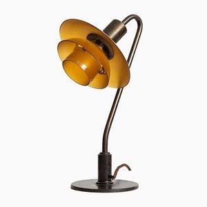 Lampada da tavolo di Poul Henningsen per Louis Poulsen, anni '30