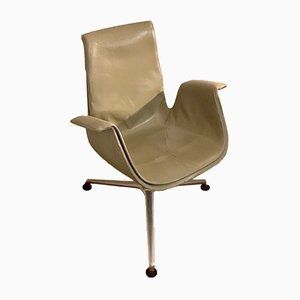 Mid-Century Rosewood Side Chair by Preben Fabricius for Knoll Inc. / Knoll International