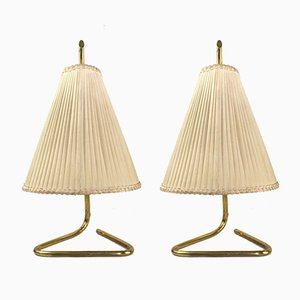 Table Lamps by J. T. Kalmar for Kalmar, 1930s, Set of 2