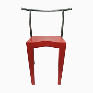Coral Dr. Globe Collection Dining Chair by Philippe Starck for Kartell, 1988