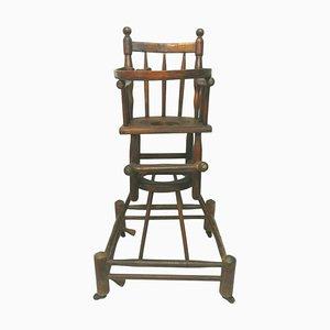 Children's High Chair, 1950s