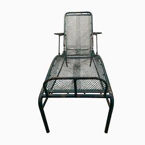 Chaise longue vintage di Jean Prouvé, 1935