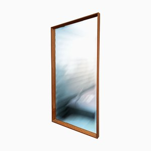 North American Rosewood Mirror, 1975