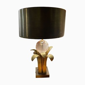 Vintage Light Sculpture Attributed to Maison Charles, 1975