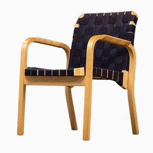 Scandinavian Armchair in Beech by Alvar Aalto for Artek, 1990s