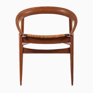 Armchair by H. Brockmann-Petersen for Louis G. Thiersen & Søn, 1950s