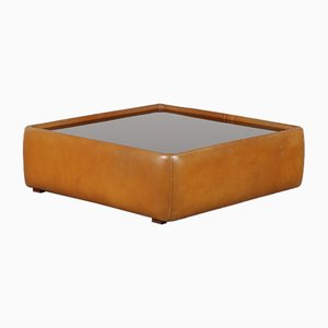 Leather Coffee Table from de Sede, 1970s