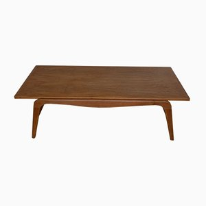 Teak Reversible Coffee Table, 1960s