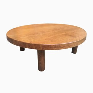 Vintage T02M Coffee Table by Pierre Chapo