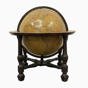 Globe from Newton & Son, 1850s