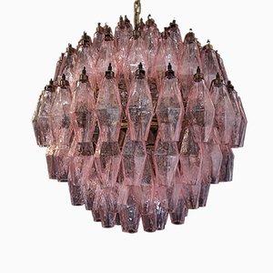Spherical Murano Glass Chandelier, 1981