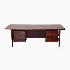 Palisander Modell 207 Schreibtisch von Arne Vodder, 1960er