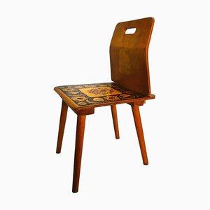 Russian Children's Chair, 1950s