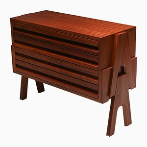Cavaletto Chest of Drawers by Angelo Mangiarotti, 1950s