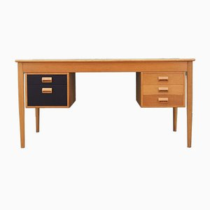 Danish Ash Desk by Børge Mogensen, 1970s