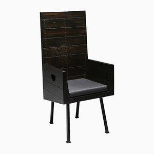 Moderner Armlehnstuhl von Dom Hans van der Laan, 1960er