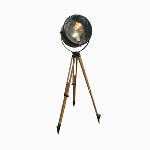 Floor Lamp on Tripod, 1960s