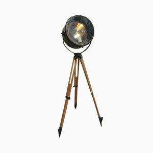 Stehlampe auf Dreibein, 1960er