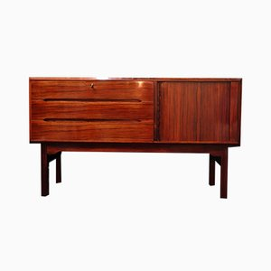 Rosewood Sideboard by Arne Wahl Iversen for Vinde Møbelfabrik, 1961