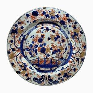 Chinese Imari Dish