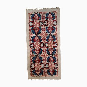 Vintage Moroccan Berber Rug, 1970s