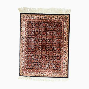 Vintage Indo-Tabriz Rug, 1980s