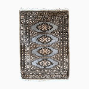 Vintage Uzbek Bukhara Rug, 1960s
