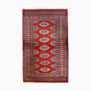 Usbekischer Vintage Bukhara Teppich, 1960er