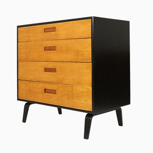Tall Bentwood Chest of Drawers by Clifford Pascoe, 1950s