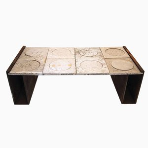 Gruppo NP2 Coffee Table by Nerone & Patuzzi, 1966