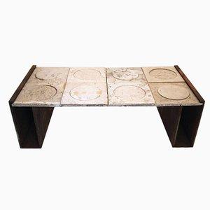 Table Basse Gruppo NP2 par Nerone & Patuzzi, 1966