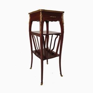 Tavolino Luigi XV con scrittoio