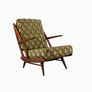 Organic Lounge Chair by B. Spuij's, 1950s
