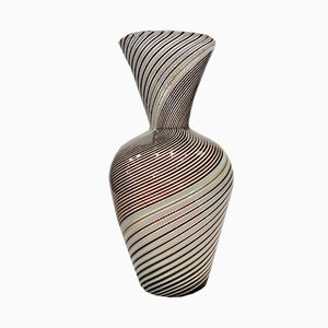 Watermark Vase by Dino Martens for Aureliano Toso, 1960s