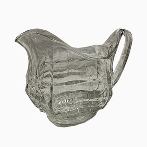 Crystal Pitcher from Baccarat, 1920s