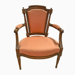Louis XVI Convertible Armchair