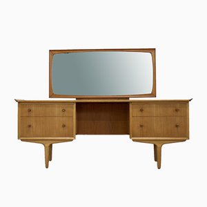 Teak & Walnut Dressing Table by Gimson & Slater, 1960