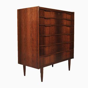 Mid-Century Rosewood Chest of Drawers, 1960s
