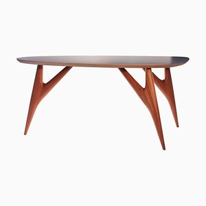Petite Table Ted One Grise de Greyge