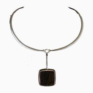 Halskette von Torun Bülow-Hübe für Georg Jensen, Dänemark, 1960er