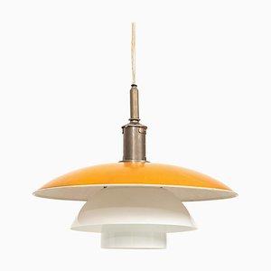 Lampada da soffitto modello PH 5/5 di Poul Henningsen per Louis Poulsen, Danimarca, anni '20