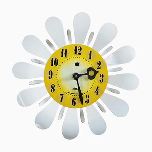 Mid-Century Wall Clock from Prim, Czechoslovakia, 1960s