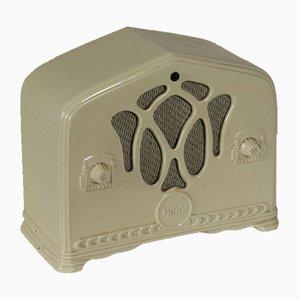 Ceramic Radio, 1980s