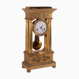 Charles X Temple Clock
