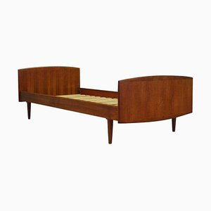 Danish Teak Bed from Omann Jun, 1960s