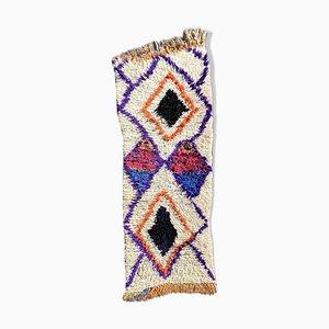 Vintage Berber Azilal Carpet