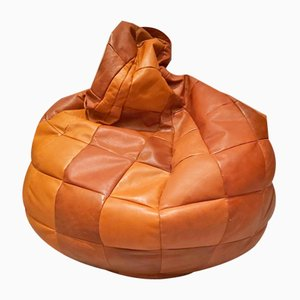 Leather Bean Bag from de Sede, 1970s